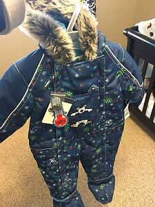 12 month Snow Suit