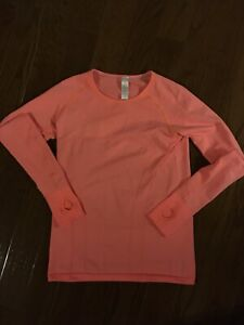 Ivivva Fly Tech long sleeve size 14