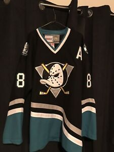 the latest 4d8d5 b75d1 Selanne Jersey | Kijiji - Buy, Sell & Save with Canada's #1 ...