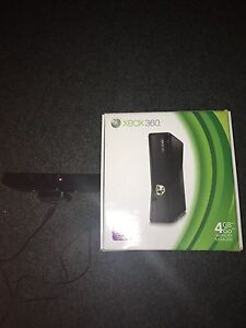 Xbox 360 with Kinect 2 controllers and 14 games