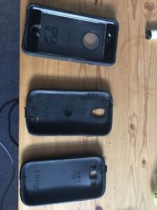 Otter box Cases for IPhone 6s, Samsung s4 Samsung S3
