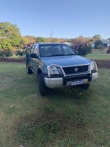2006 RA Holden Rodeo