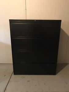 4 Drawer 42in Filing Cabinet - Brand New In Box - FREE DELIVERY