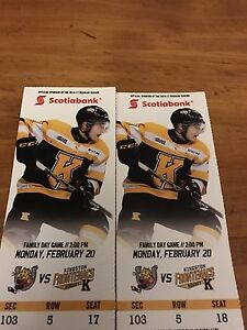 Kingston Frontenacs VS Barrie Colts today's game 2 PM