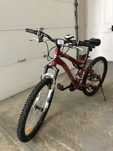 "24"" Boys CCM Mountain Bike - Like new condition"