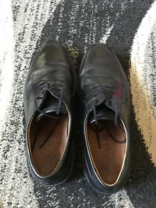 Ecco Leather Dress Shoes - 46 Extra Width