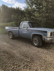 1985 Gmc long box 4x4