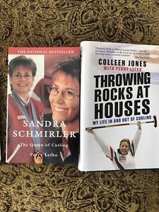 Curling Books