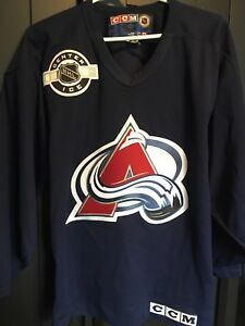 Colorado Avalanche NHL Practice Jersey - Men's Small