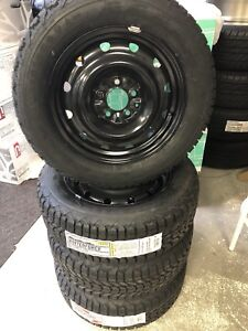 215/60r16 Toyo/Firestone/General winter package (Camry/Accord)