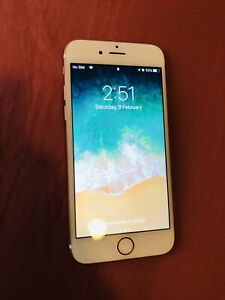 iPhone 6S 64 GB - Rose Gold Immaculate Condition