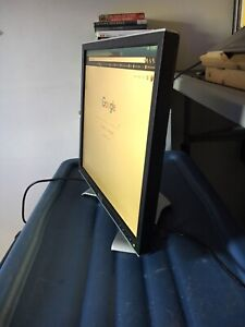 "Dell 16"" LCD Flat Panel Monitor"
