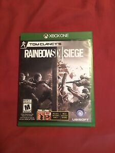 Tom Clancy's Rainbow 6 Siege