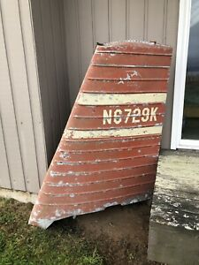 Airplane Vertical Stabilizer collectible / antique