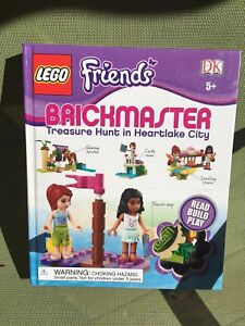 LEGO Friends Book and Lego set