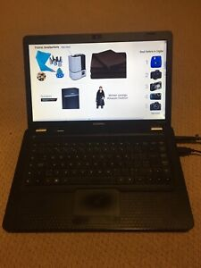 HP Presario laptop