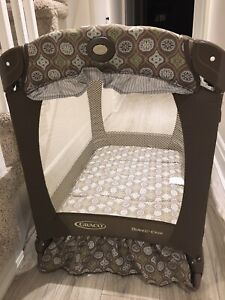 Graco Lite -pack and play