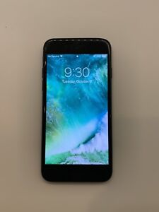 iPhone 7 Matte Black 256gb Unlocked in Mint Condition