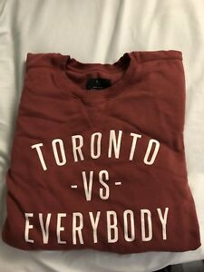 BRAND NEW PEACE COLLECTIVE TO VS EVERYBODY SWEATER