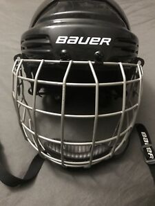 Hockey helmet youth