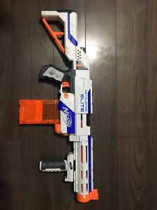 NERF N-STRIKE ELITE RETALIATOR (used)