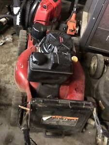Snowblower  lawnmower repair and tuneup 4167108858