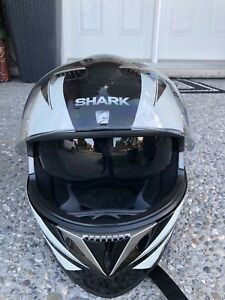 Shark s900c Motorcycle helmet