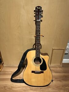 Fender electric/acoustic Guitar