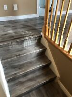 ALL TYPES of FLOORING and INSTALLATION - BEST PRICES IN TOWN