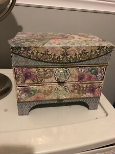Beautiful Jewelry Box