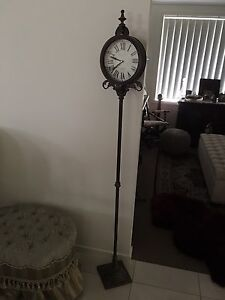 Free standing clock Rutherford Maitland Area Preview