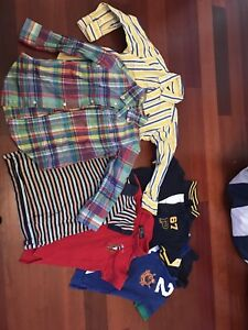 Polo tops toddler size 3T take the whole bag
