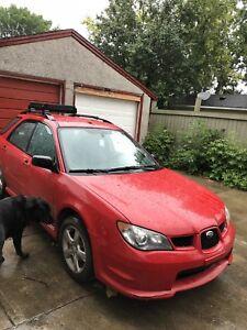 2006 Subaru Impreza 2.5i wagon