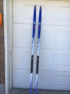 Cross country Skis de fonds