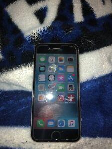 Black iPhone 6 64GB