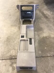 Center console for fox mustang