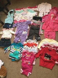 Baby girl clothes 6-9m