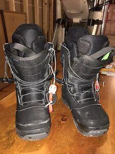 Burton Ruler snowboard boots Size 7