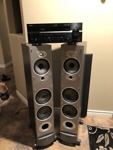 Amp and speakers