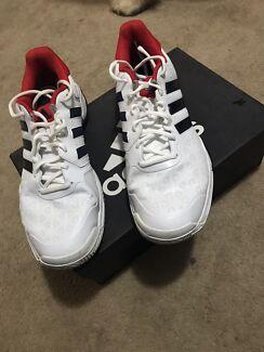 Adidas Barricade Mens Court Tennis Shoes Size 10 1/2