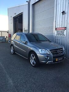 2010 Mercedes Benz ML 350 CDI Auto AMG Pack 4x4 Osborne Park Stirling Area Preview