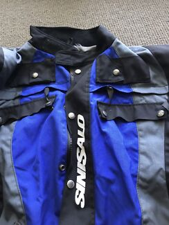 Sinsalo complete Waterproof with accessories bags. Size 60