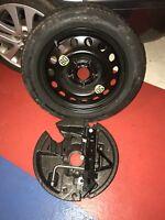 BMW e60 Spare Tire Kit