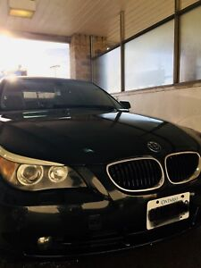 BMW 5 series Manual 6-speed
