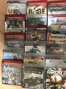 17 PS3 game bundle.make an offer or try your trades.