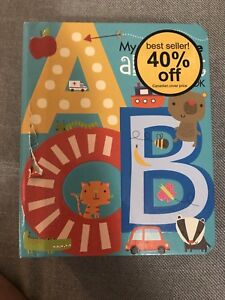 ABC board book for baby / toddler
