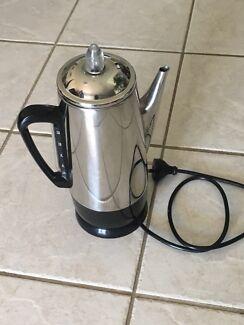 Coffee percolator
