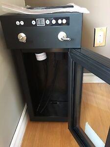 Vinotemp wine dispenser