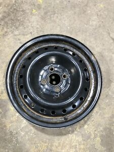 "15"" Steel wheels with 4x100 bolt centers"