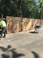 Fence and decks service